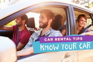 downtown car rental tips